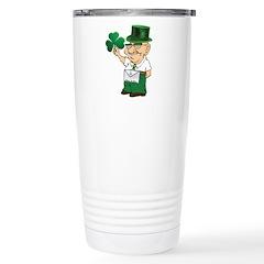 Manny sure gets around Travel Mug