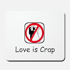 Marriage? Bad Move! Mousepad