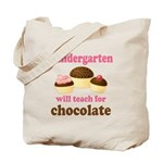 Funny Kindergarten Tote Bag