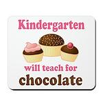 Funny Kindergarten Mousepad