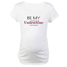 Valentine With Benefits Shirt