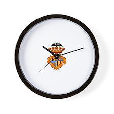 Cool Balearic Wall Clock