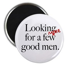 More Good Men Magnet