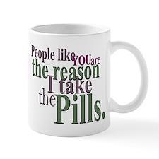 Pills Mug