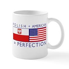 Polish American flags Mug