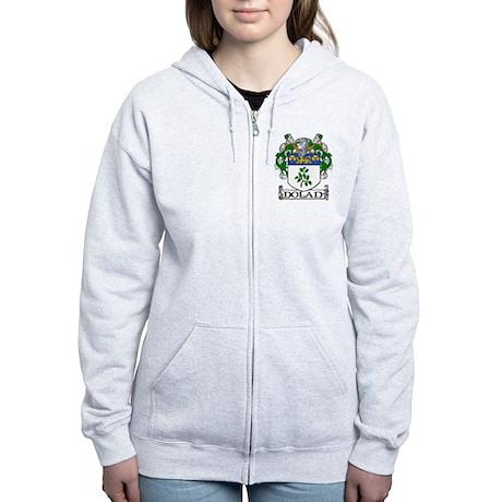 Dolan Coat of Arms Women's Zip Hoodie