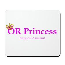 OR Princess SA Mousepad