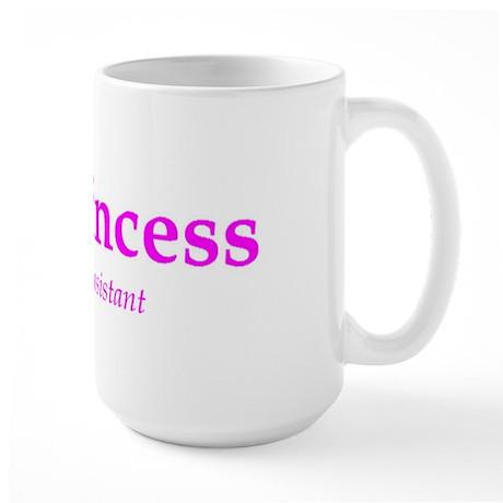 OR Princess SA Large Mug