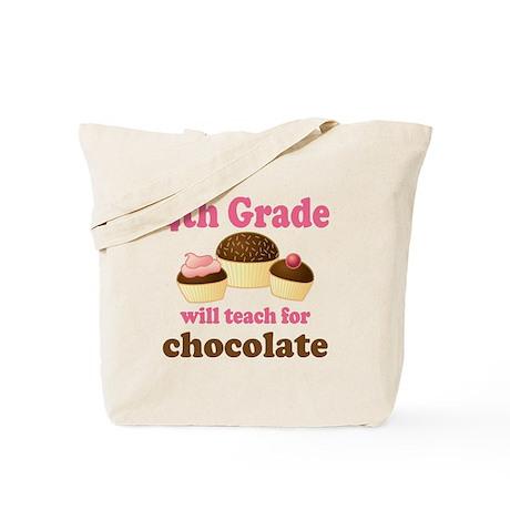 Funny 4th Grade Tote Bag