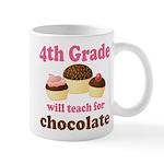 Funny 4th Grade Mug