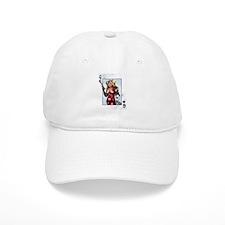 Queen of Spades Baseball Cap