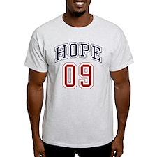 Barack Obama Hope 09 T-Shirt