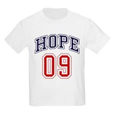 Barack Obama Hope 09 T-Shirt
