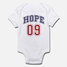 Barack Obama Hope 09 Infant Bodysuit