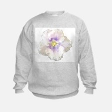 Berry Happy (white & purple) Sweatshirt