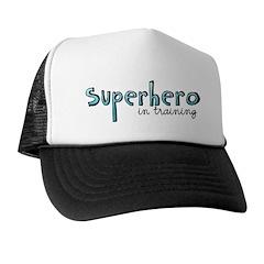 Superhero in training Trucker Hat