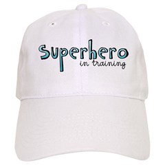 Superhero in training Baseball Cap