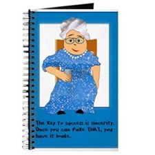 Auntie Linda and Sincerity Journal