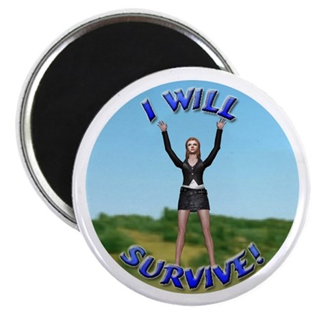 "Empowerment 2.25"" Magnet (10 pack)"