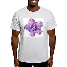 Raspberry Chiffon Ash Grey T-Shirt