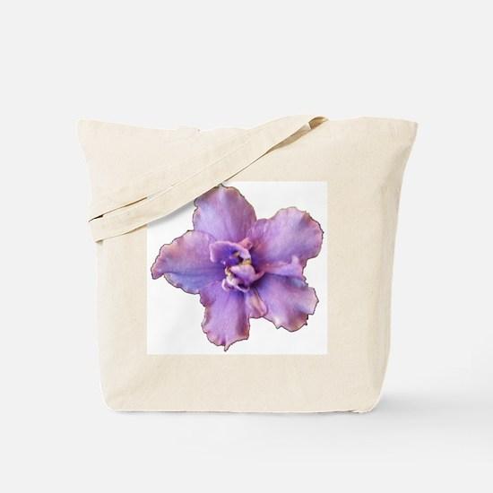 Raspberry Chiffon Tote Bag