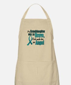 Angel 1 TEAL (Granddaughter) BBQ Apron