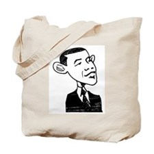 Barack Ears---Hears All, Know Tote Bag