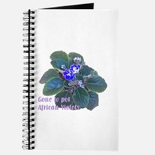 Gone to Pot African Violets Journal