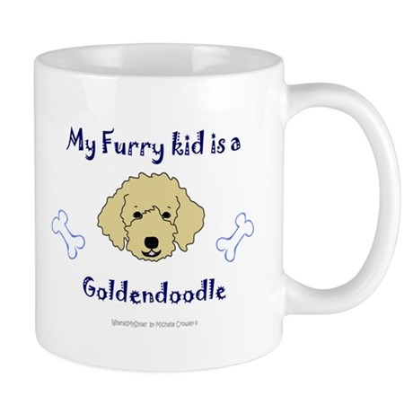 goldendoodle gifts Mug