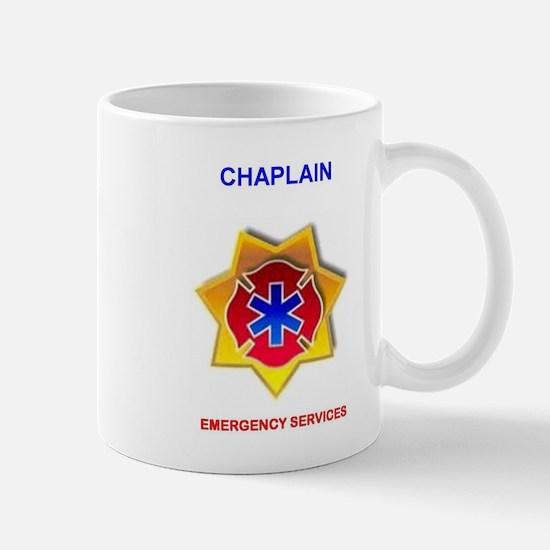 Unique Fire chaplain Mug