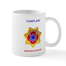Unique Emergency chaplain Mug