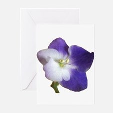 Park Avenue Blue Greeting Cards (Pk of 10)
