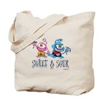 """Sweet & Sour"" - Tote Bag"
