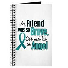 Angel 1 TEAL (Friend) Journal