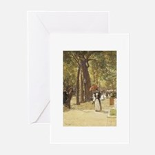 Hassam Greeting Cards (Pk of 10)