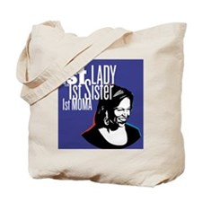 Michelle Obama t-shirts Tote Bag