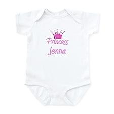 Princess Jenna Infant Bodysuit