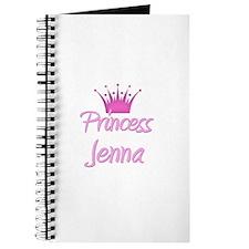 Princess Jenna Journal