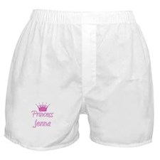 Princess Jenna Boxer Shorts