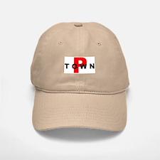 P TOWN Baseball Baseball Cap