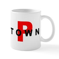 P TOWN Mug