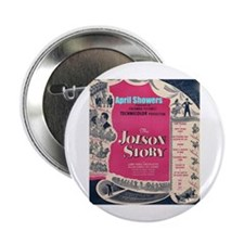 """""""The Jolson Story"""" 2.25"""" Button (10 pack)"""