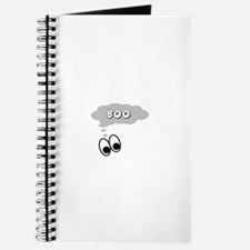Ghost Eyes Boo Journal