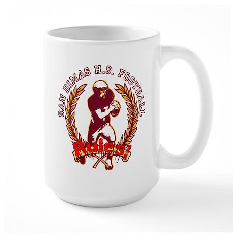 San Dimas HS Football RULES! Large Mug