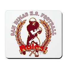 San Dimas HS Football RULES! Mousepad