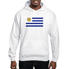 Cute Flag uruguay Hoodie