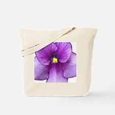 Beautiful Purple AV Cropped Tote Bag