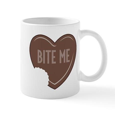 """""""Bite Me"""" Mug"""