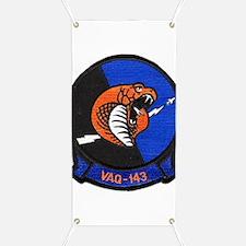VAQ 143 Cobras Banner
