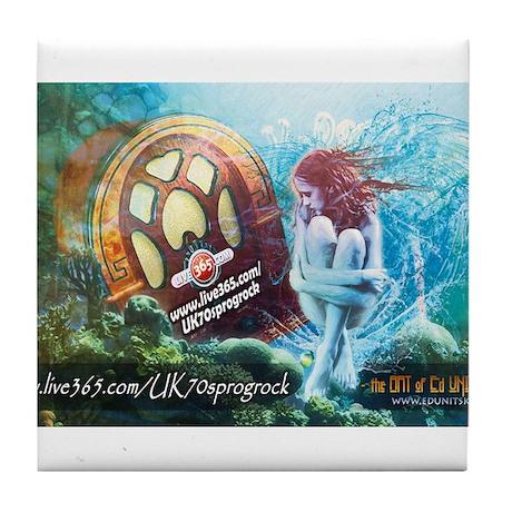 uk70sProgRock.com Tile Coaster